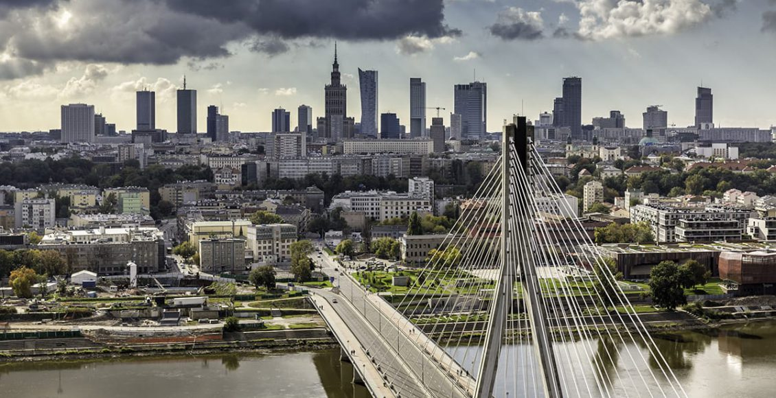 alt Polsko - Varšava