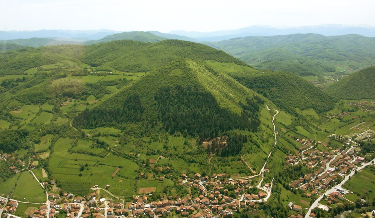 Bosenská pyramida