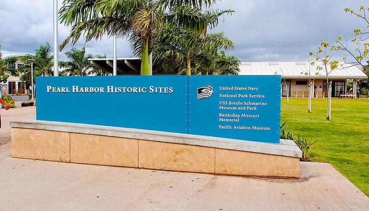 Pearl Harbor Havajské ostrovy
