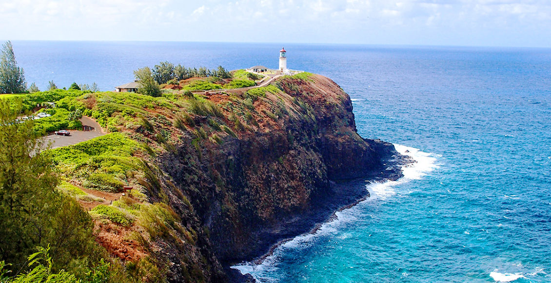 Havajské ostrovy Mauna Loa Mauna Kea