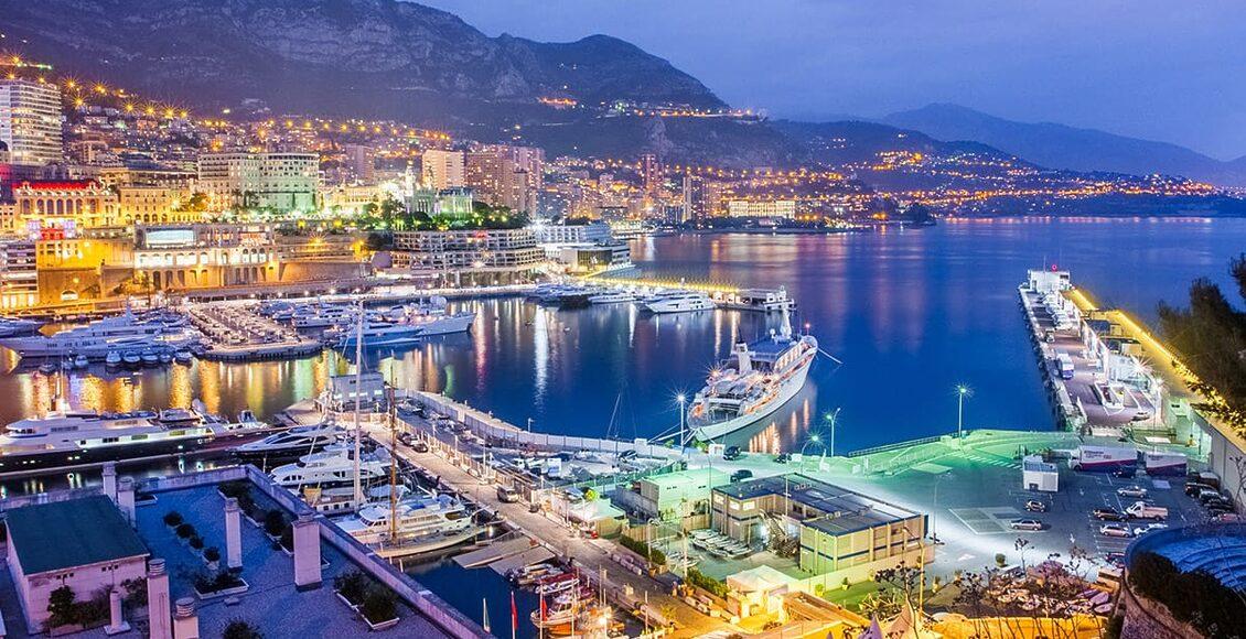 Monako prístav