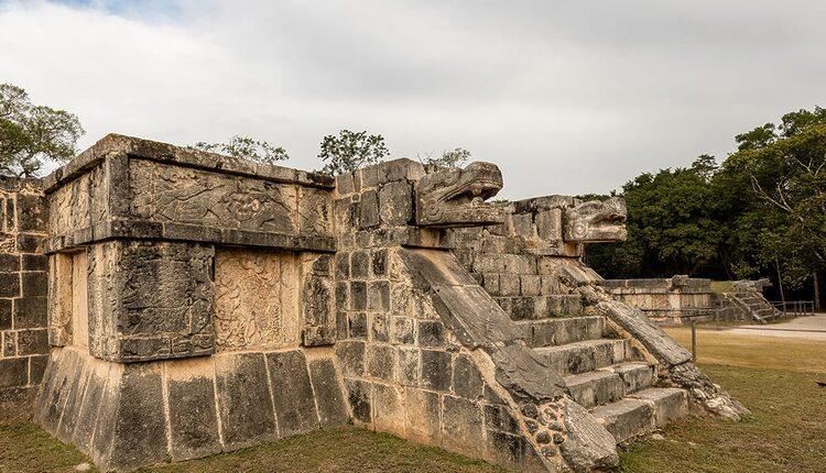 Plošina orlů a jaguárů