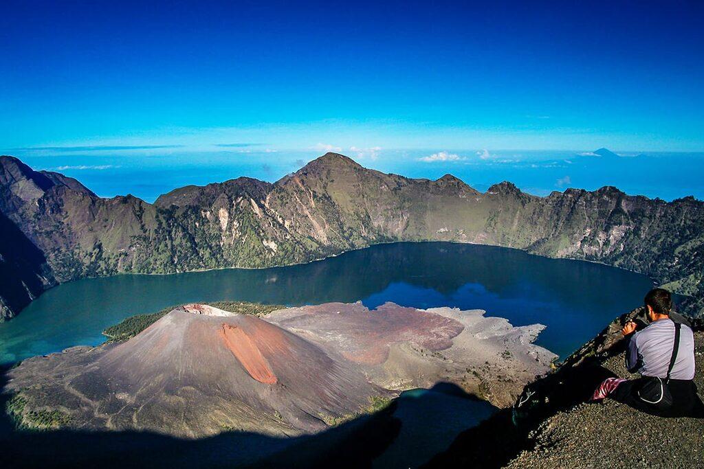 Mount Rinjani na Lomboku