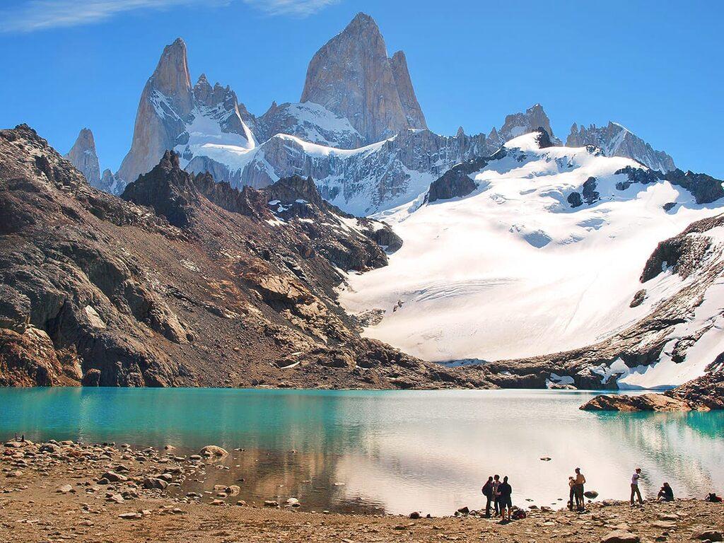 Národní park Torres del Paine 10 úžasných míst na planětě Zemi