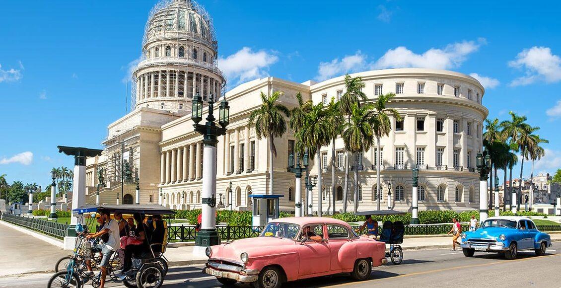 Havana El Capitolio (Kapitol)