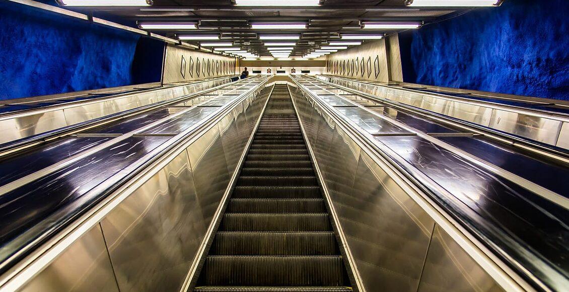 Tunnelbana 2 – Franco Beccari