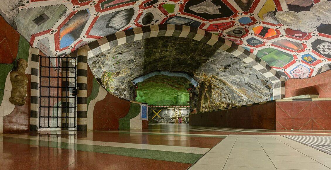 Tunnelbana – Arild