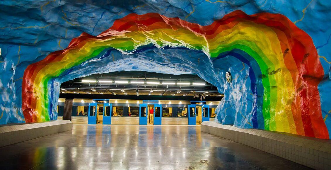 Tunnelbana – Franco Beccari