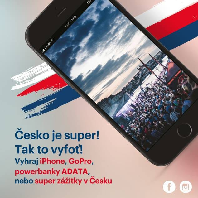 Česko je super