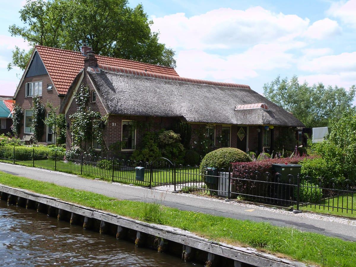 Dovolená na lodi: Holandsko