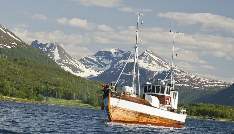 Rybářský trip na volné moře z Tromsø