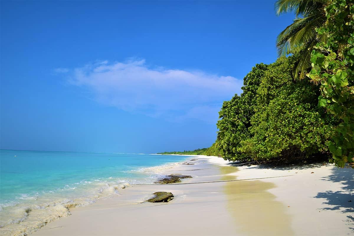 Maledivy Fulhadhoo