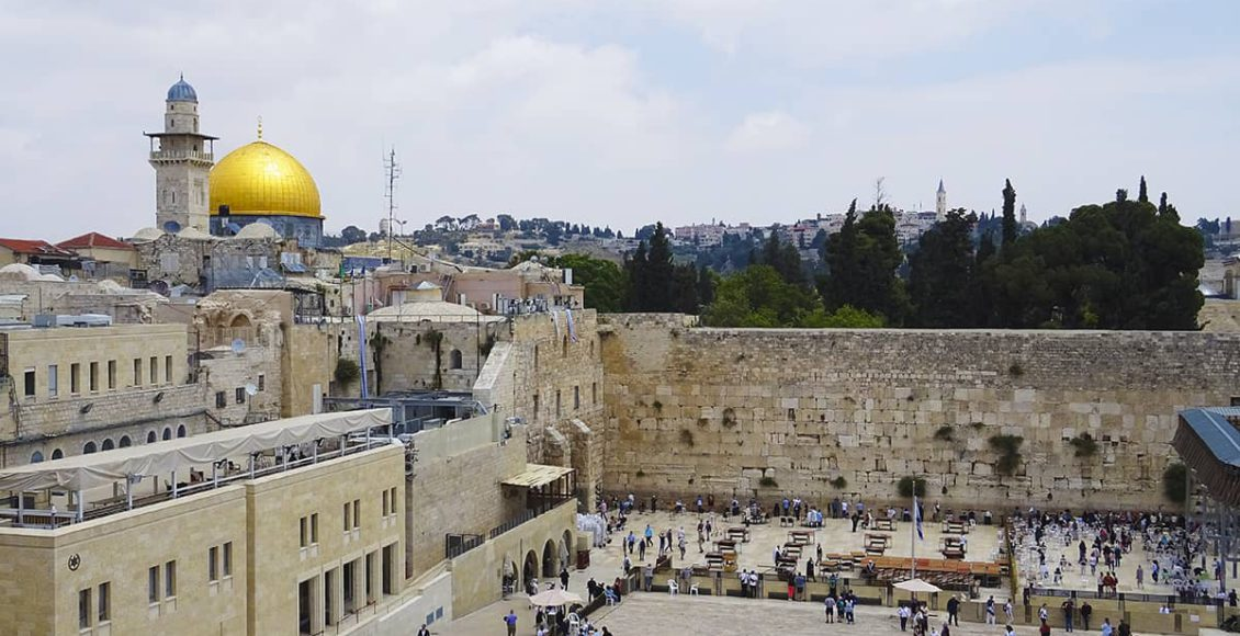 Tel Aviv, Jeruzalém, Palestina, Izrael
