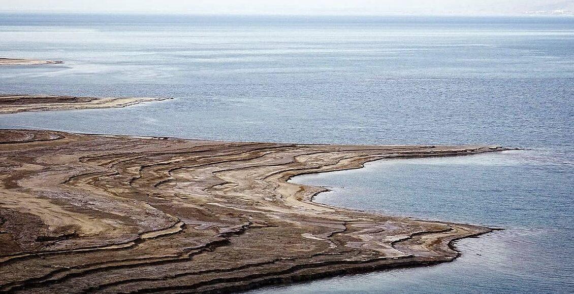 Mrtvé moře Izrael