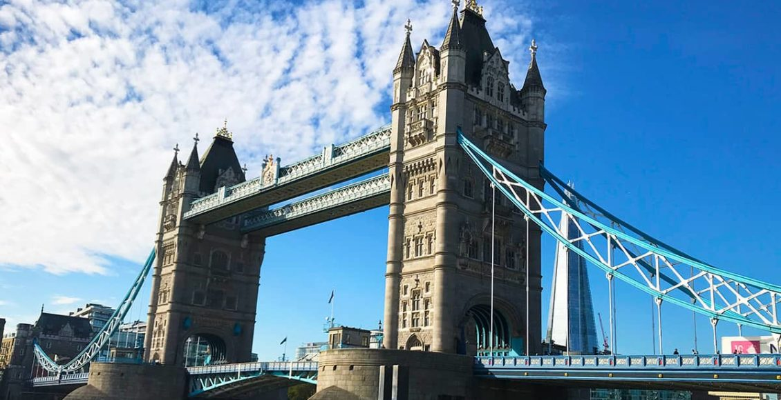 TOP 10+ míst v Londýně