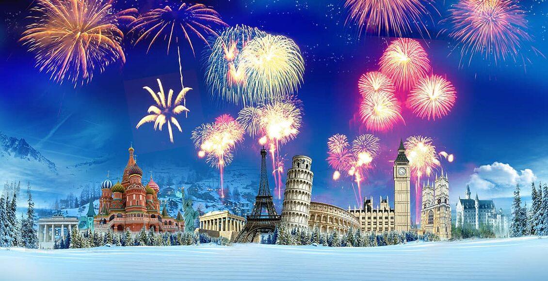 Jak se vítá Nový rok jinde ve světě
