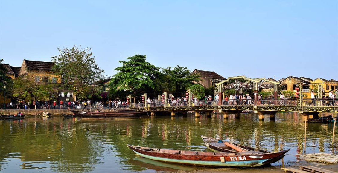 Hoi An most - Da Nang