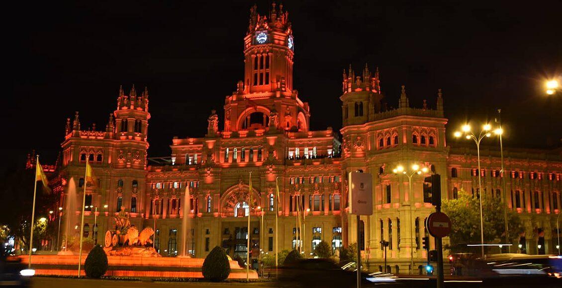 Madrid Palacio de Communicaciones, Museo del Prado