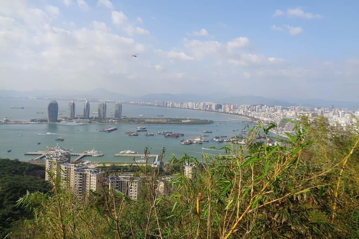 Nekonečná cesta na Hainan