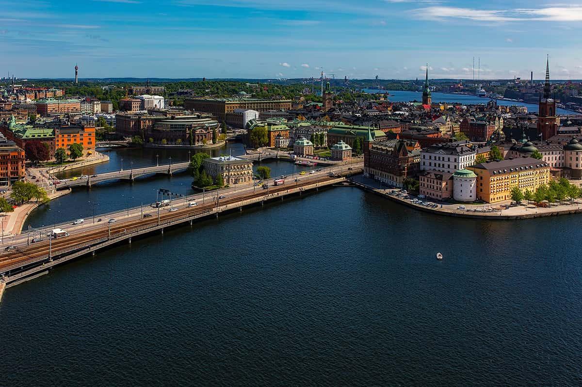 Pohádkové i královské: město Stockholm