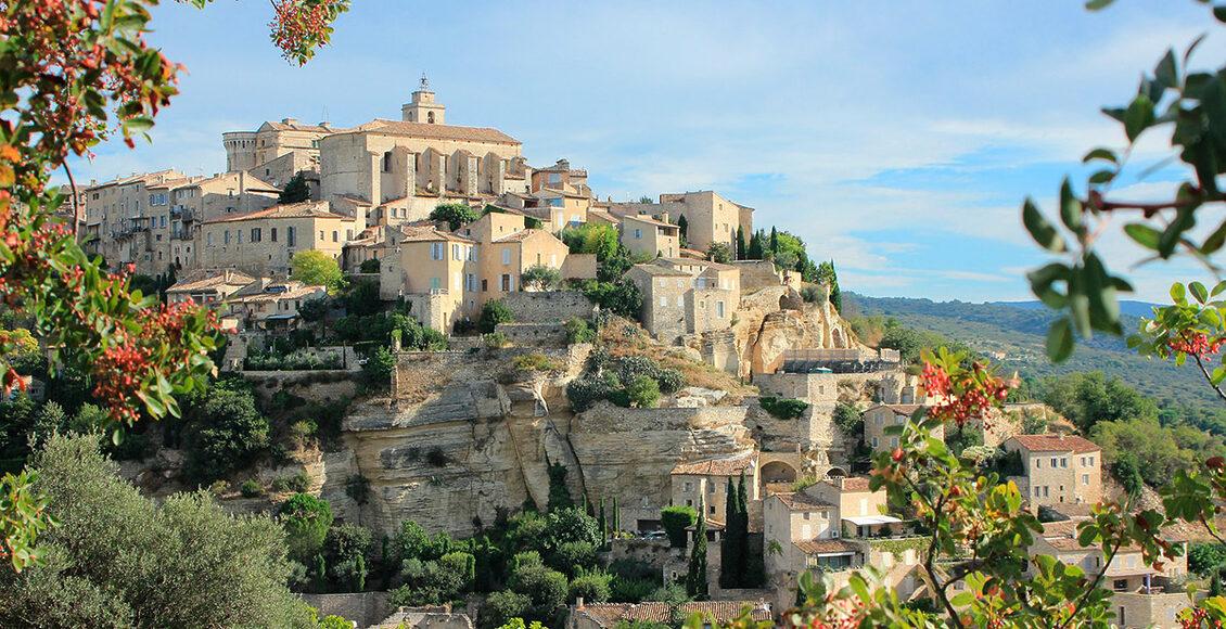Evropský Road Trip (vol. 2): Francie - Gordes, Provance