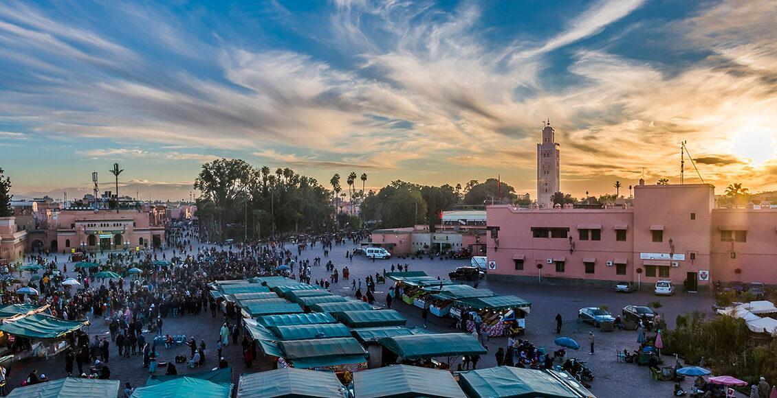 Marakéš (marrakech) Maroko