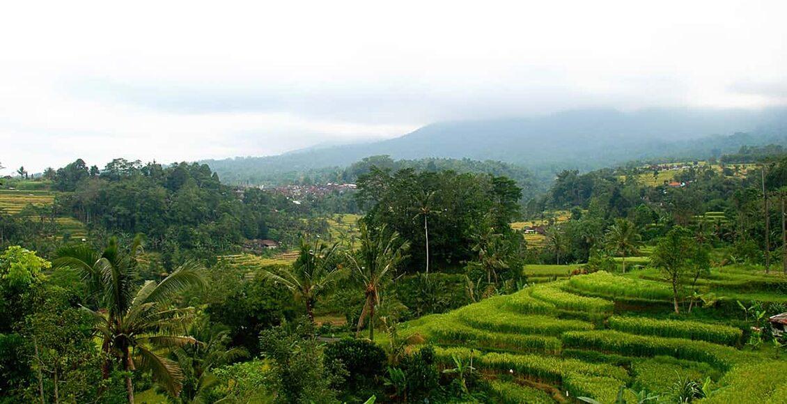 10 přírodních zajímavostí Bali