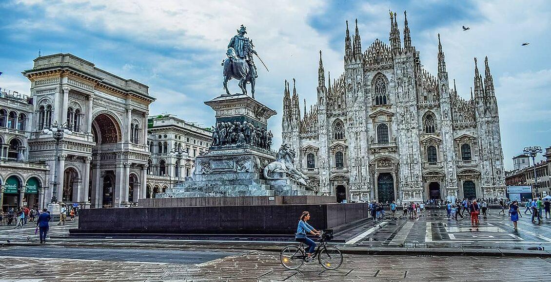 To nejlepší ze severní Itálie za tři dny: Bergamo, Milán a Turín