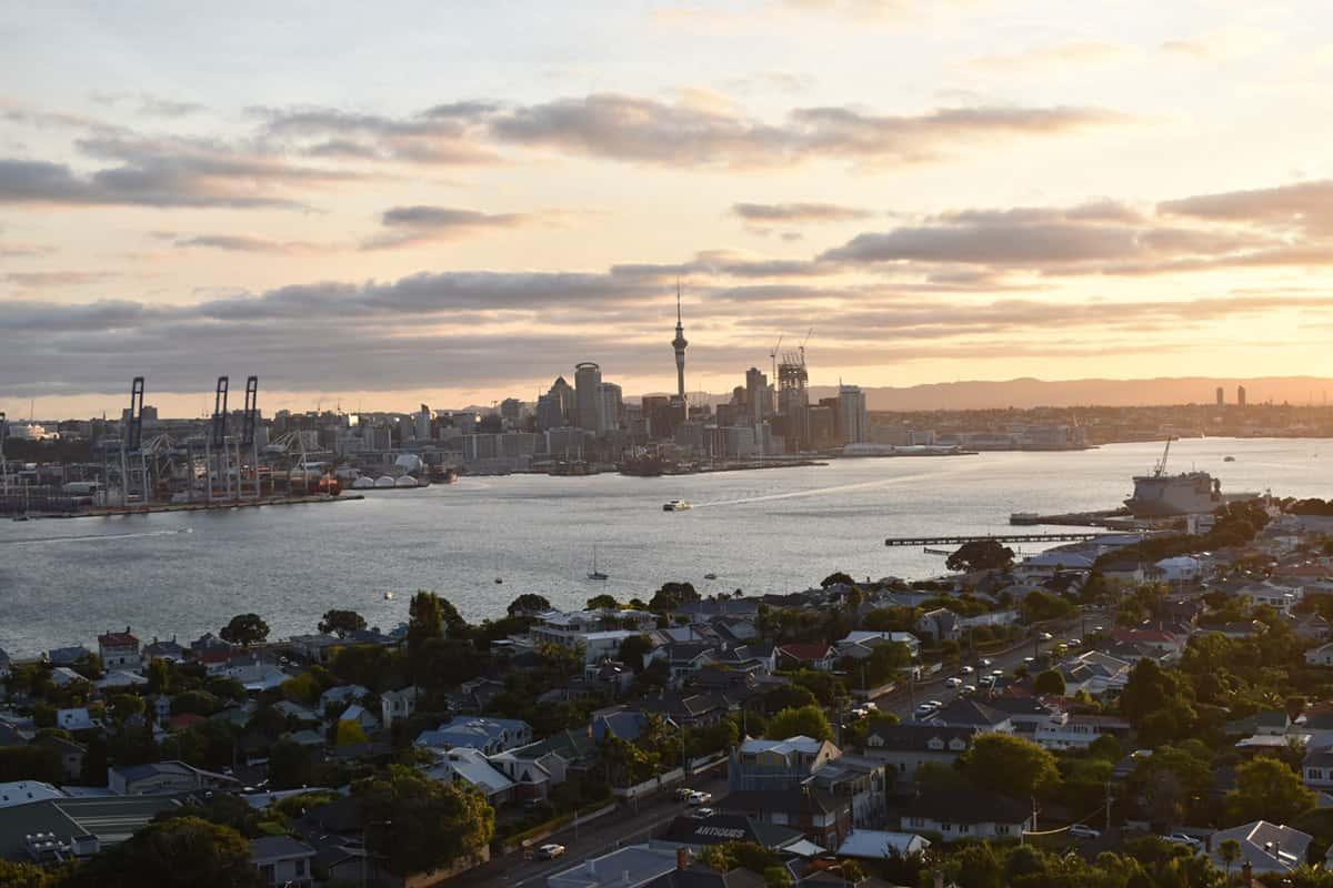 Auckland Mount Victoria
