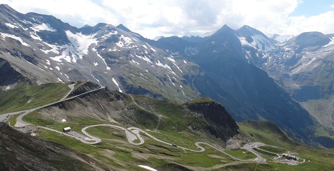 Großglocknerská vysokohorská silnice patří