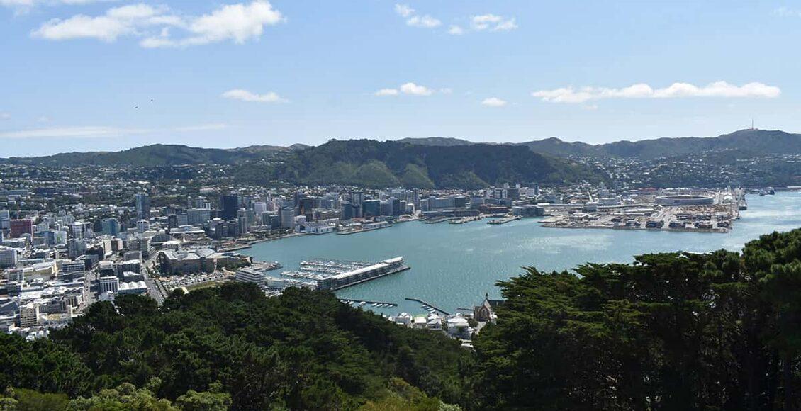 Wellington Mount Victoria