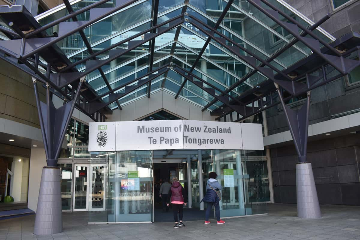 Wellington National museum