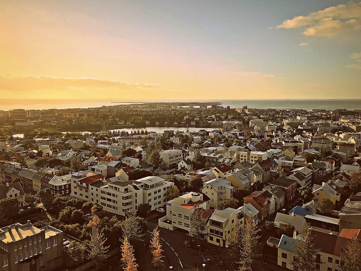 Reykjavík ubytování