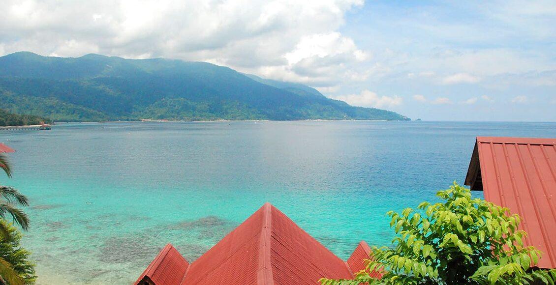 5 největších půvabů Malajsie - Tioman
