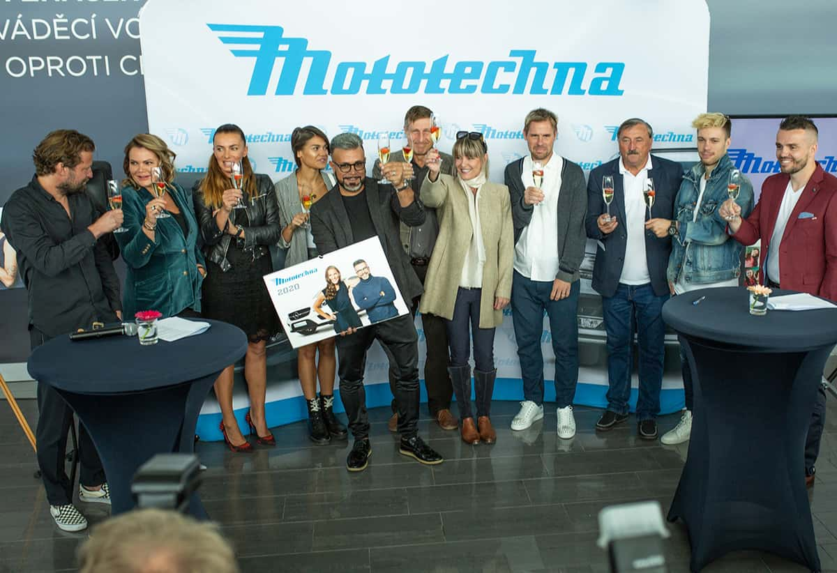Kalendář Mototechna 2020