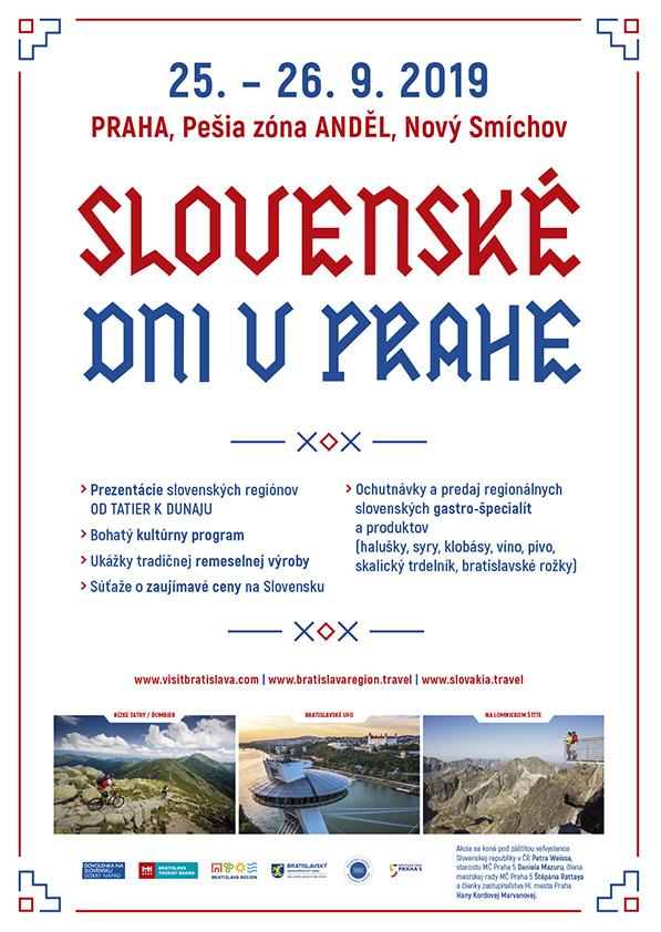 Slovenské dny v Praze