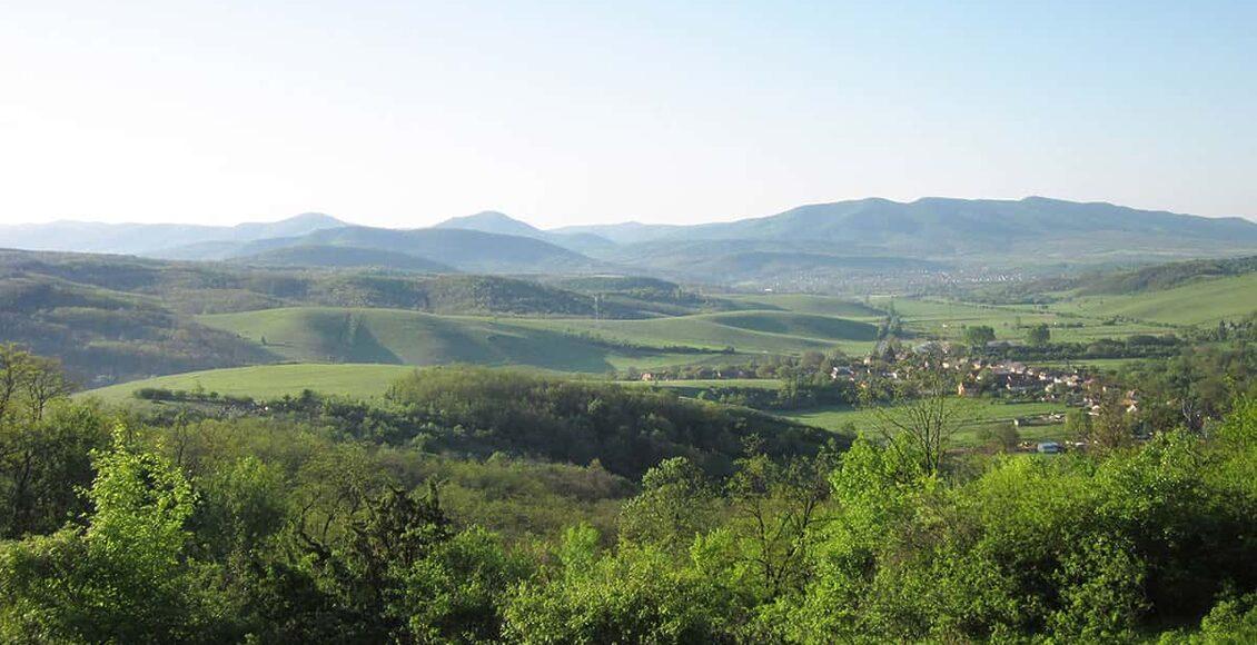 Maďarsko nabízí nádhernou krajinu a to zejména na jaře