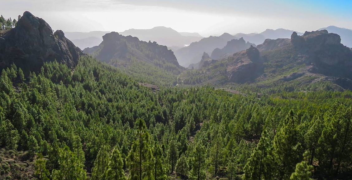Gran Canaria nejsou jen pláže