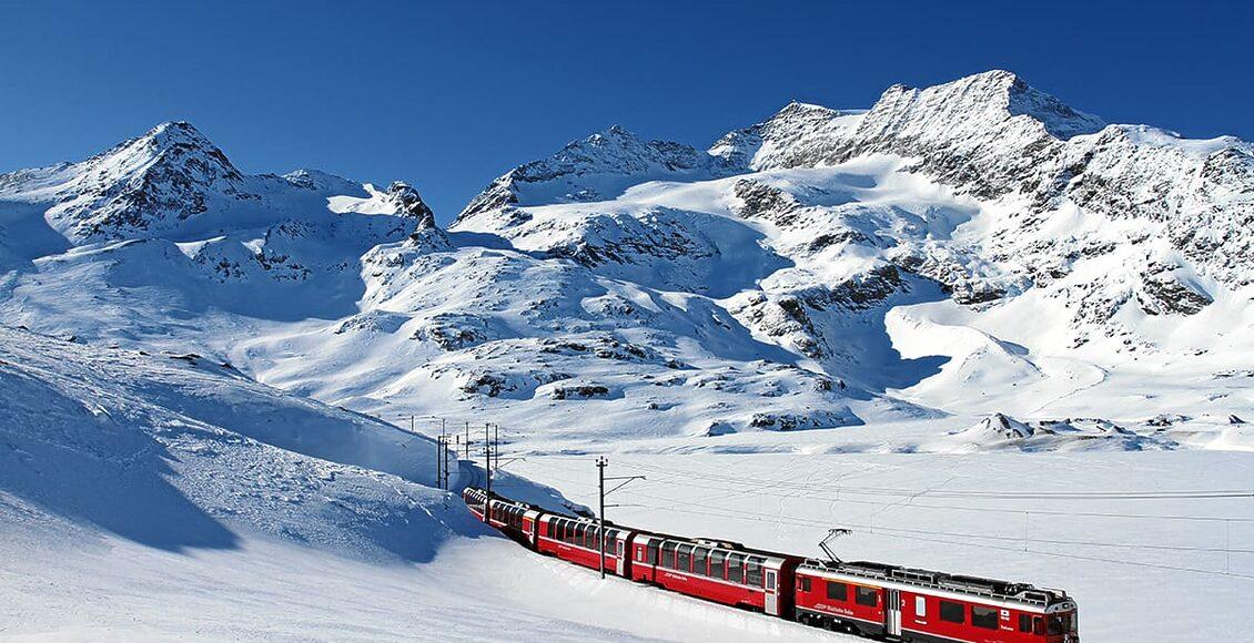 Vlakem na lyže s ČD Ski v zimní sezóně 2020