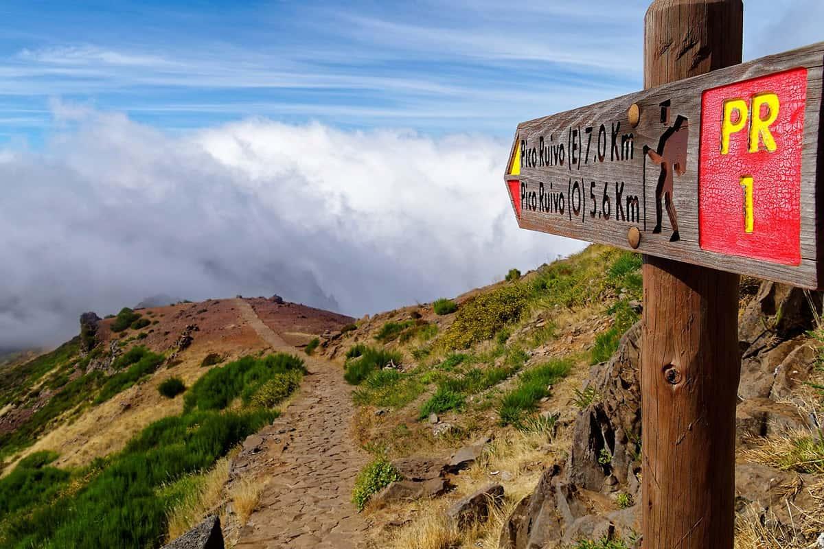 Trasa PR1 (Pico Riuvo)