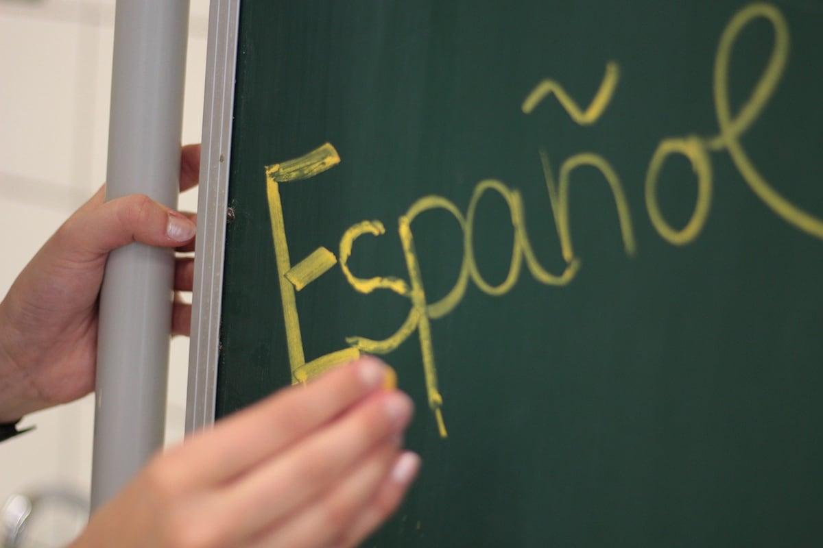 nebo, co se tak naučit třeba španělsky?...