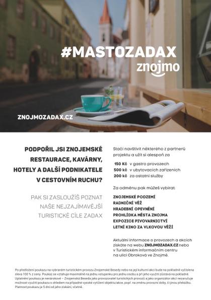 #mastozadax ... info
