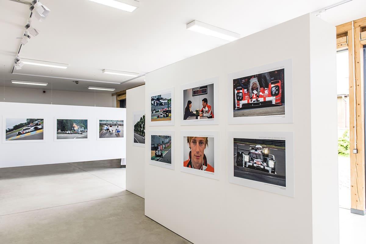 Výstava Le Mans ve Vratislavicích