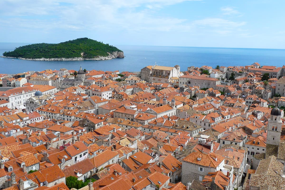 Chorvatsko - Dubrovnik