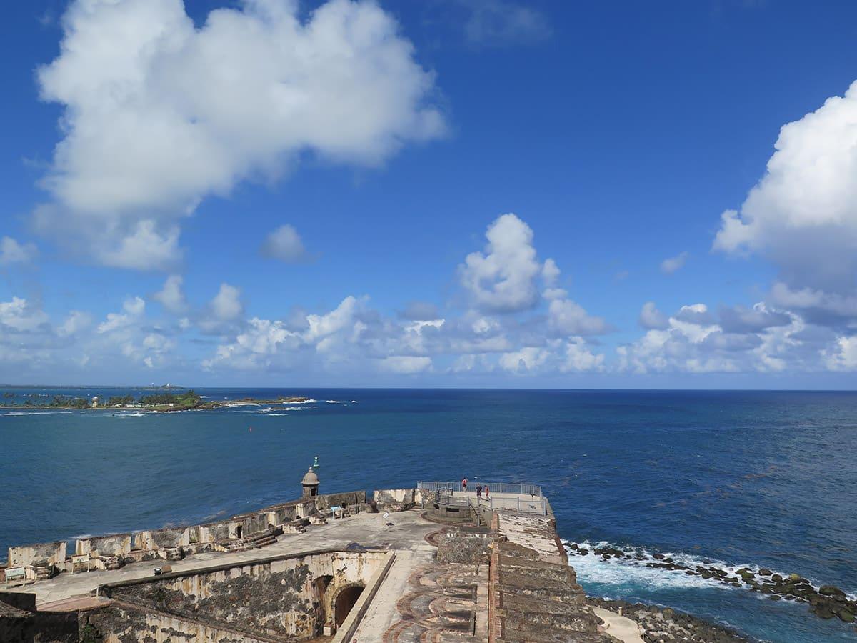 Pevnost El Morro v San Juan
