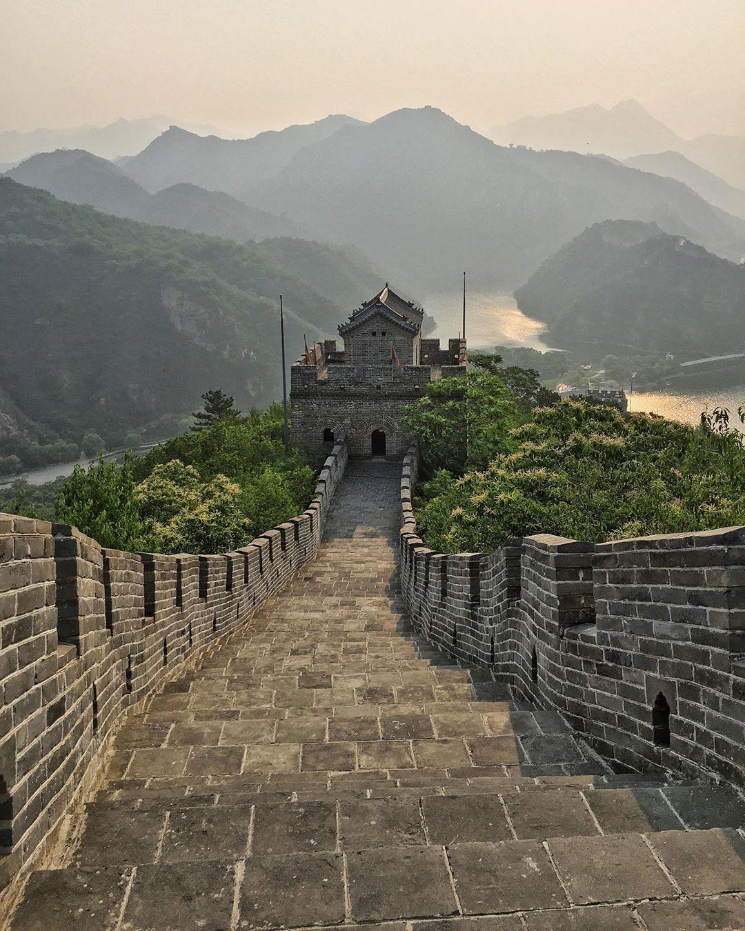 Huanghuacheng - Velká čínská zeď